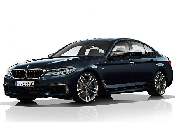 Quad-Turbo BMW M550d xDrive Revealed — As Quick As An M5