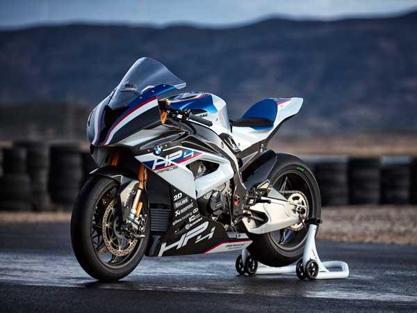 BMW Motorrad Reveals The HP4 Superbike