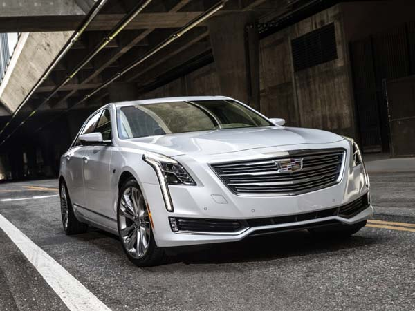New Cadillac CT6 Features First Hands-Free Driving Tech For Highway