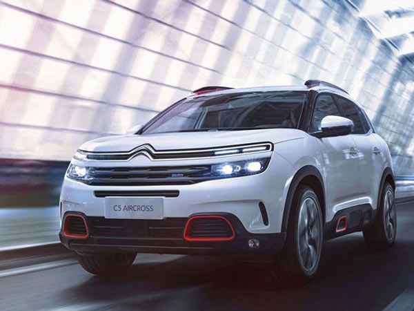 Citroen C5 Aircross Leaked Online Ahead Of Official Debut