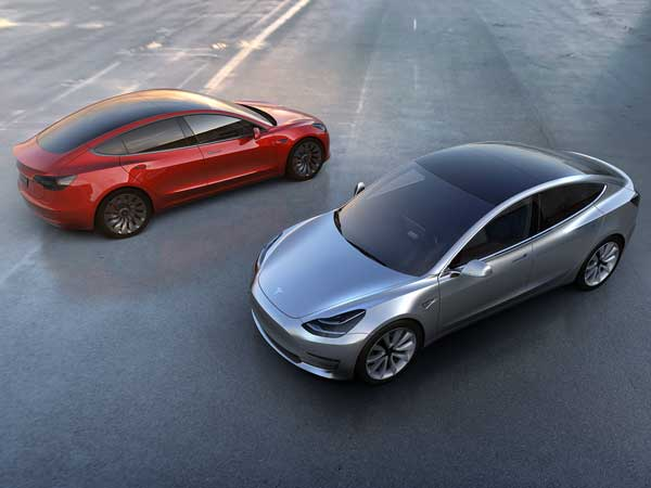 Elon Musk Finally Revealed The Unveil Date For The Tesla Model 3