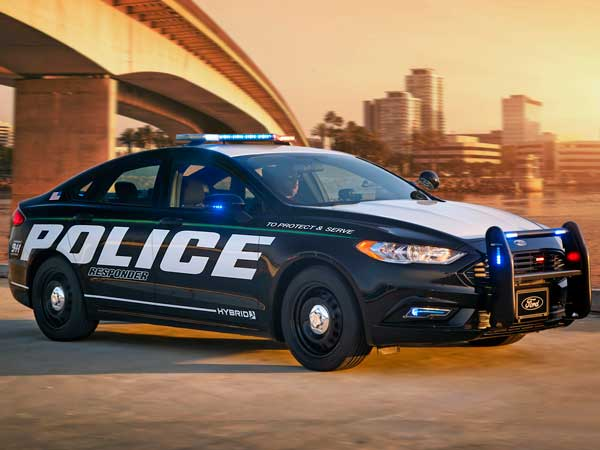 Ford's Police Car