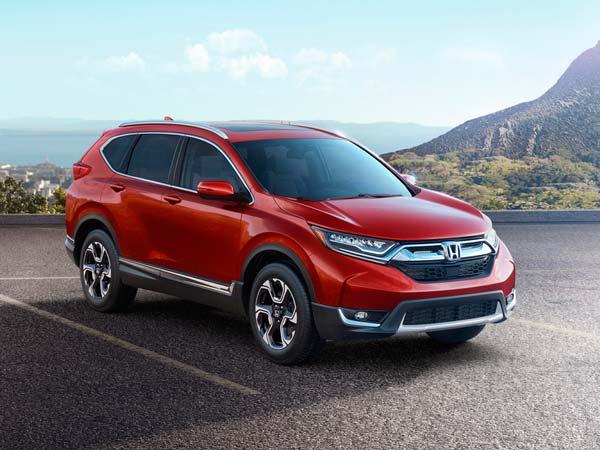 Honda CR-V Hybrid Revealed At Auto Shanghai