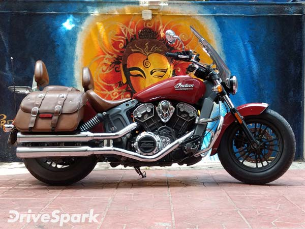 Indian Scout: First Ride Review