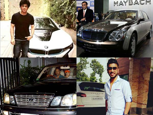 #IPLturns10 — IPL Team Owners And Their Cars