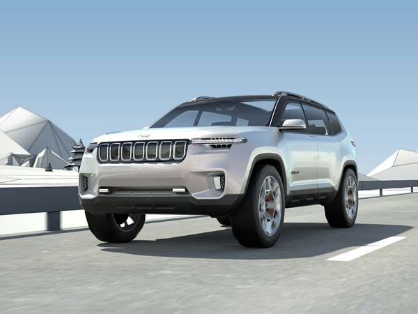 Jeep Yuntu Concept Revealed Ahead Of Shanghai Auto Show Debut
