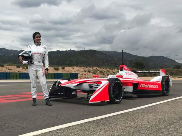 Mahindra Racing: Gul Panag Becomes The First Indian Woman To Drive A Formula E Car