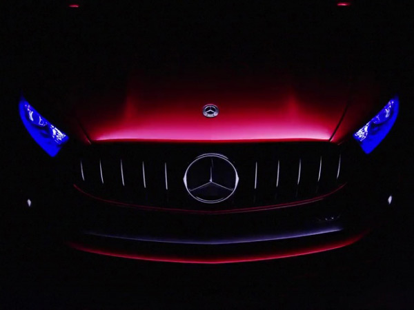 Mercedes-Benz A-Class Concept Sedan Teased