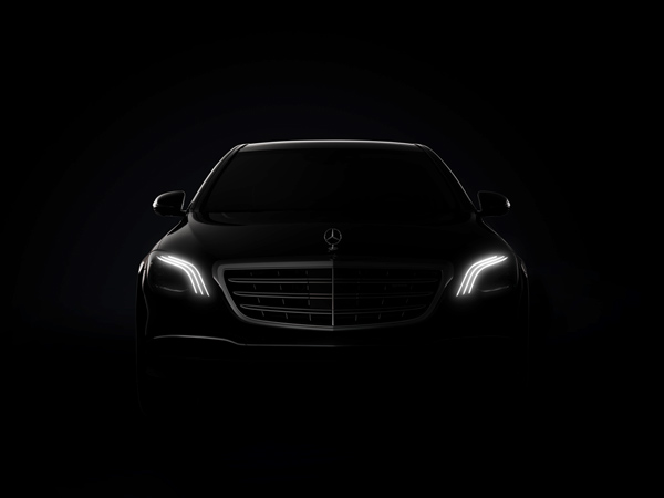 2017 Mercedes S-Class Facelift Teased Ahead Of Global Unveil