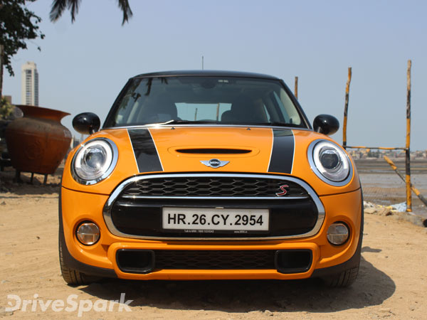 Mini Cooper S Jcw First Drive Review