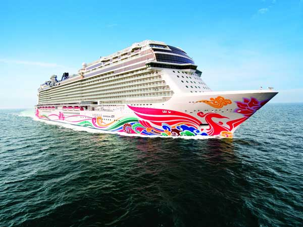 How About A Ferrari Branded Racetrack, On A Ship?