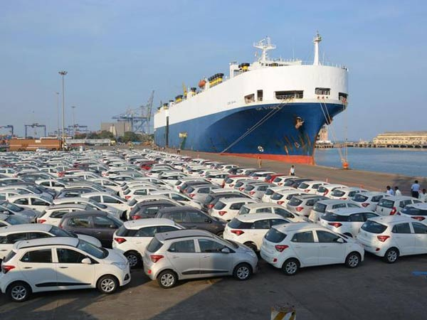 India's Passenger Vehicle Exports Reach Record High For FY'17