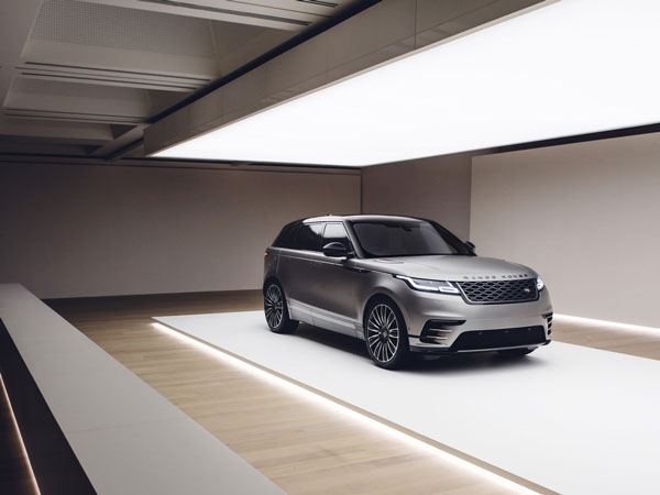 Range Rover Velar SUV Listed On Land Rover India Website