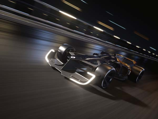 Renault Reveals 2027 Concept F1 Car — Love To See It On The Track