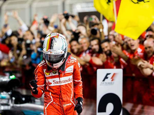F1: Vettel Reigns Supreme At The Bahrain GP
