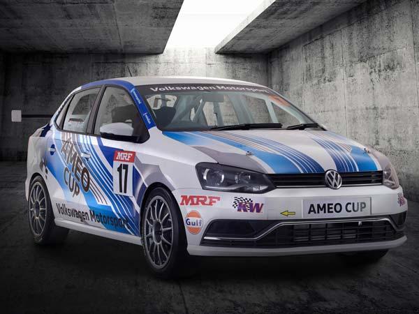 Volkswagen Reveals The 2017 Ameo Cup Car Details