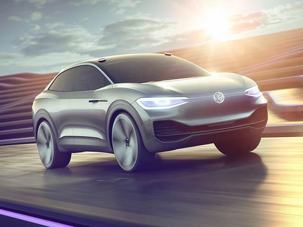 Volkswagen ID Crozz Debuts At Auto Shanghai