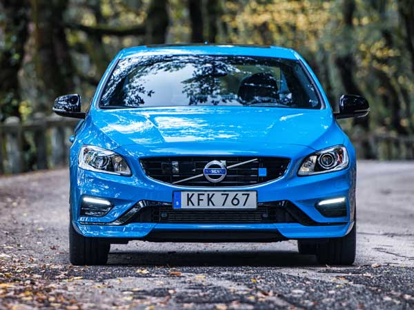 Volvo S60 Polestar To Be Launched In India Tomorrow