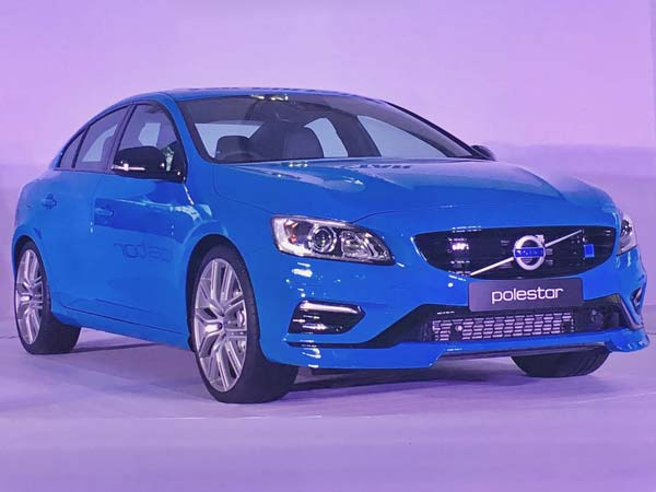 Volvo S60 Polestar Launched In India — Priced At Rs 52.5 Lakh