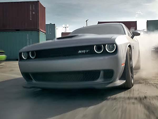Vin Diesel Joins The Dodge Family Drivespark News