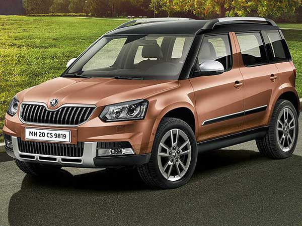 Skoda Yeti Discontinued In India - DriveSpark News