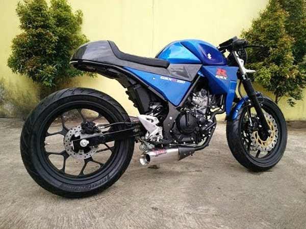 Suzuki Gsx R Cafe Racer Price In India