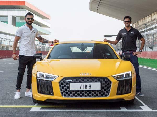 Virat Kohli Adds Audi Q7 To His Garage Drivespark News