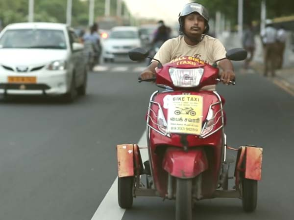 Maa Ula: A Bike Taxi Service Run By The Differently-Abled