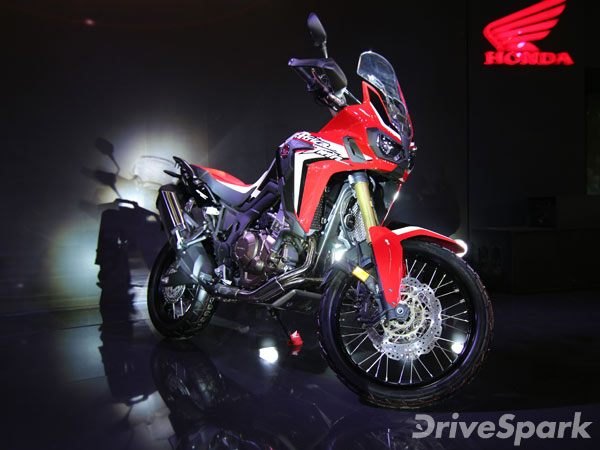Honda Africa Twin Now Available In India — Price And Details