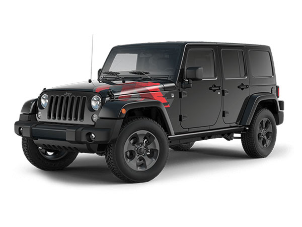 Jeep Wrangler Night Eagle Edition Launched Drivespark News