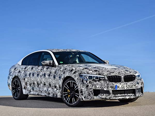 The Sixth Generation BMW M5 (F90) With M xDrive — All You Need To Know