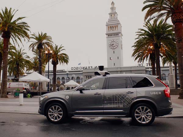 Judge Orders Uber To Return Stolen Self-Driving Data To Google