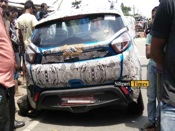 Nexon Car Crash