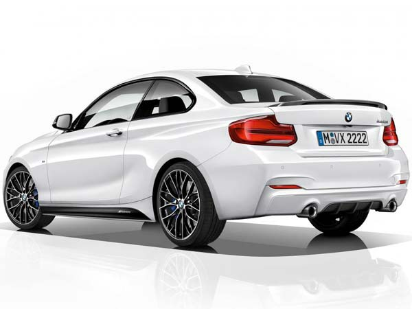 BMW Reveals Limited Run M240i M Performance Edition