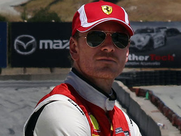 Actor Michael Fassbender To Race At The Ferrari Challenging Series