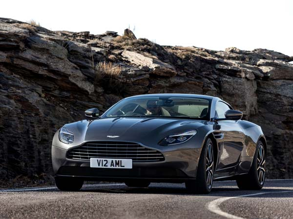 India Gets Its First Aston Martin DB11 — Delivered To The Customer