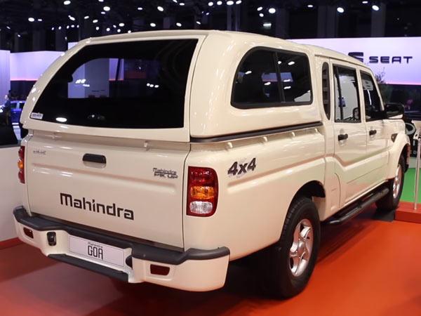 Mahindra Goa Car Price