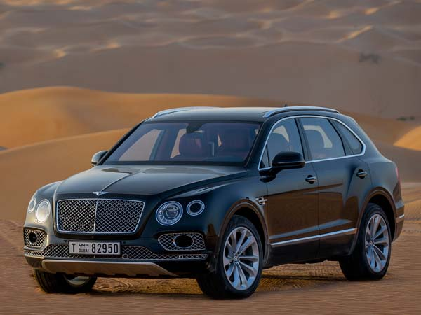 One-Off Bentley Bentayga Falconry by Mulliner Revealed — Any Takers?