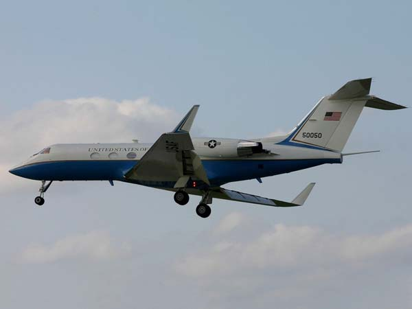 These Planes Are The Secret Guardians Of The US President