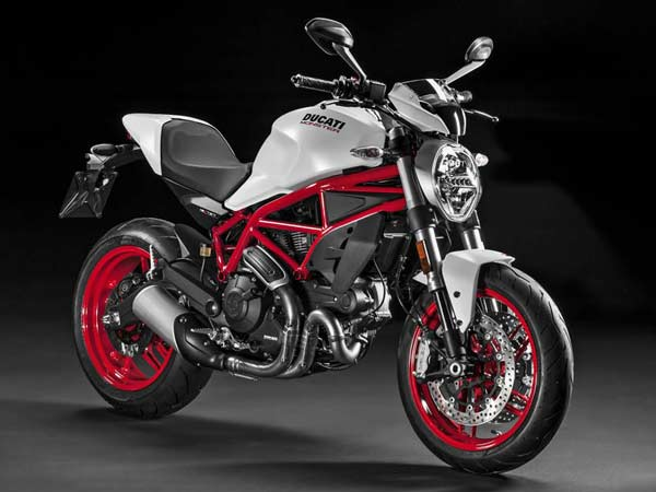 Ducati Multi... Ducati Monster India 2017