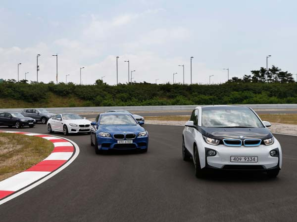 CFO: BMW To Hike Spend On R and D To Cope With CO2 And E-Mobility