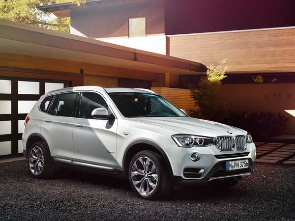 bmw x3 3 0 litre diesel dropped from the suv s range in india drivespark news. Black Bedroom Furniture Sets. Home Design Ideas