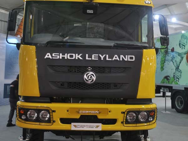Ashok Leyland Records High Revenue And Volumes For FY17