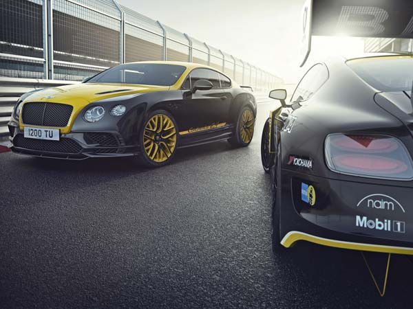 Bentley Continental 24 Special Edition Revealed