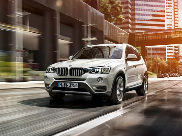BMW X Litre Diesel Dropped From The SUVs Range In India - Bmw 3 litre diesel