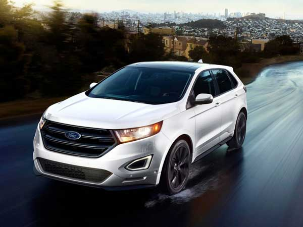 Ford Electric SUV To Debut By 2020