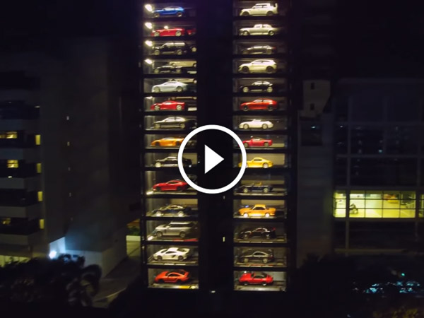 singapore car vending machine