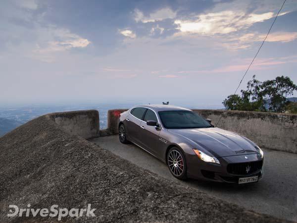 Maserati Quattroporte Gts Review Test Drive Report
