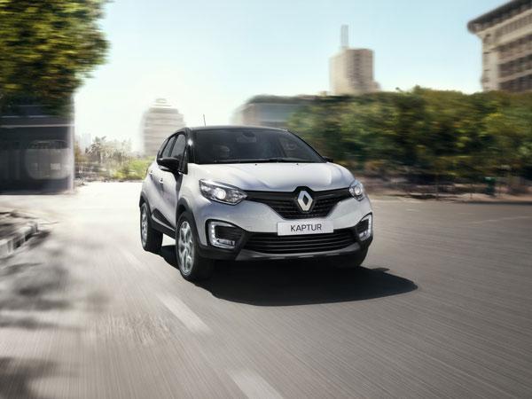 Spy Pics: Renault Kaptur Spotted Testing