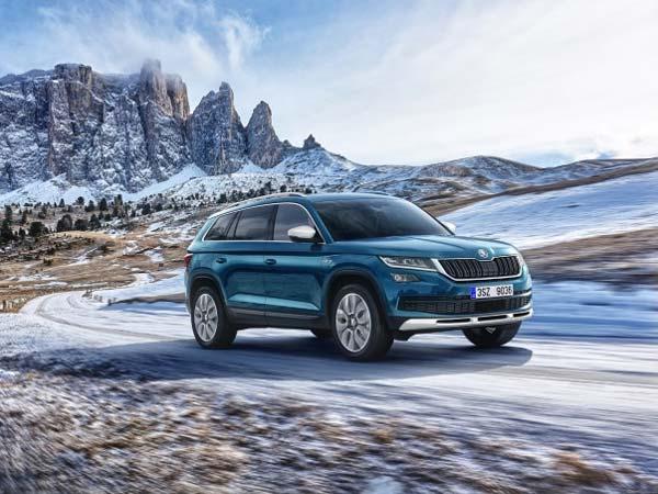 Skoda Kodiaq scores 5-star rating in Euro NCAP